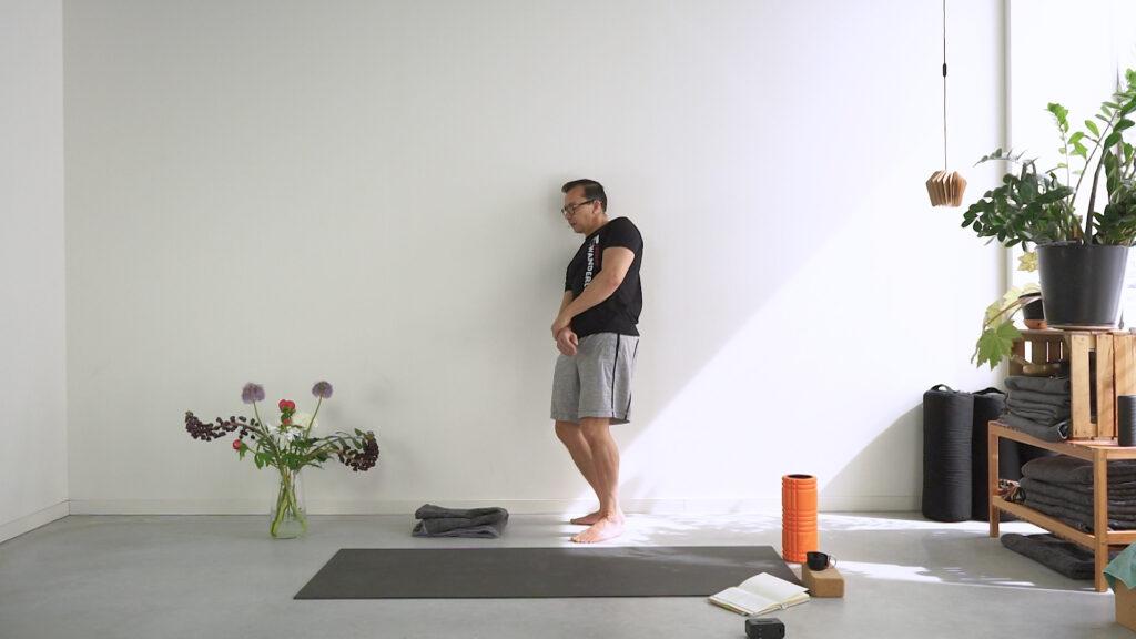 Mayfascial release and yin yoga - fascia